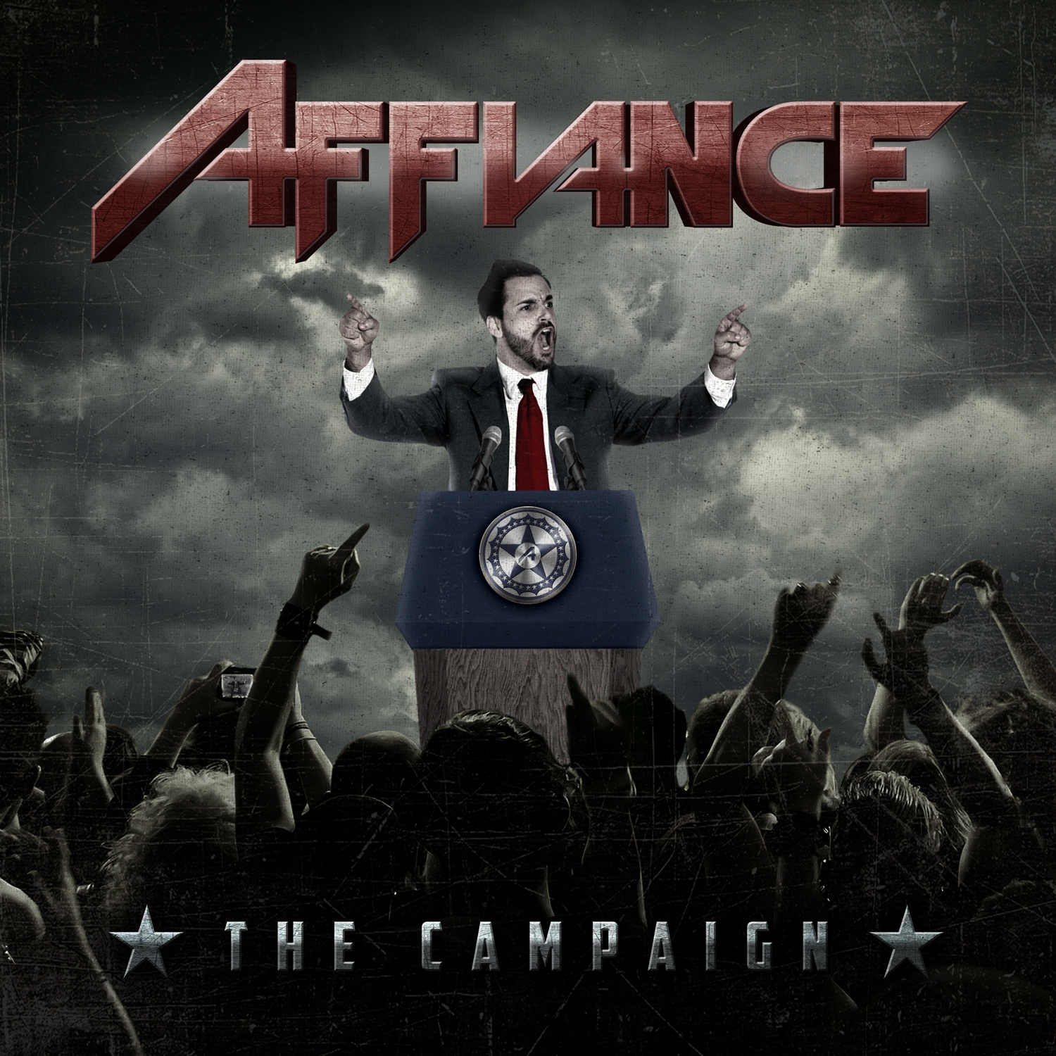 Affiance - The Campaign - Artwork