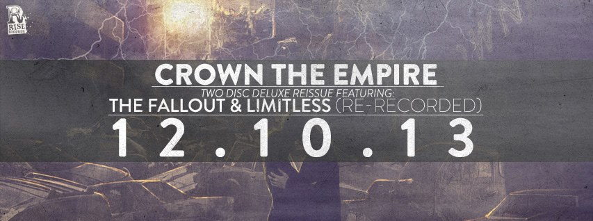 Crown The Empire The Fallout Album Art Review: Crown the Empi...