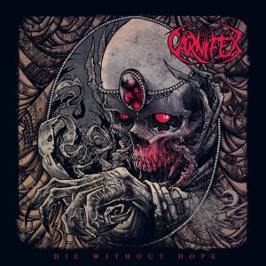 Carnifex - Die Without Hope - Artwork