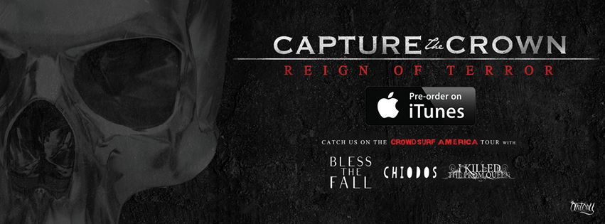 Capture The Crown: 'Til Death | Reviews @ Ultimate-Guitar.com