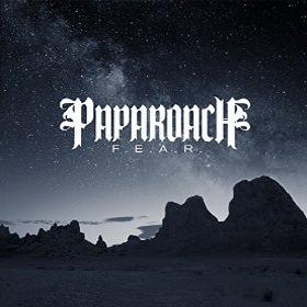 Papa Roach FEAR Album Cover