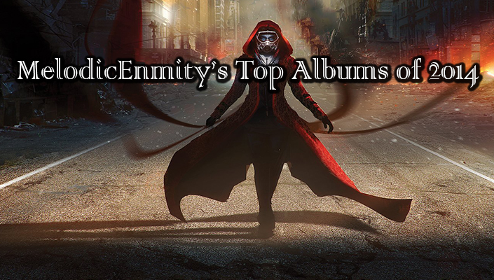 MelodicEnmity's Top Albums of 2014 Banner