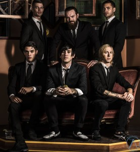 Alesana Suit Couch Promo