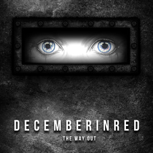 December In Red - The Way Out Album Cover art