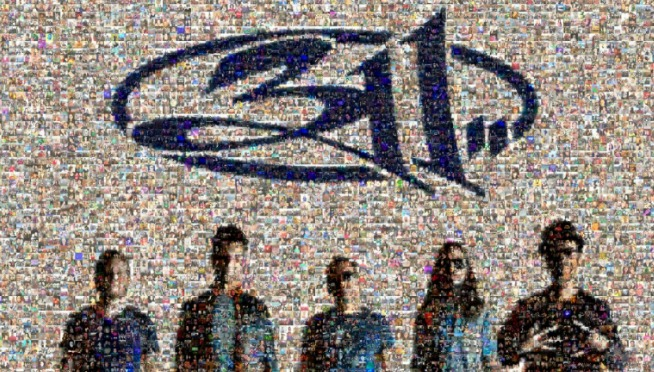 Image result for 311 mosaic