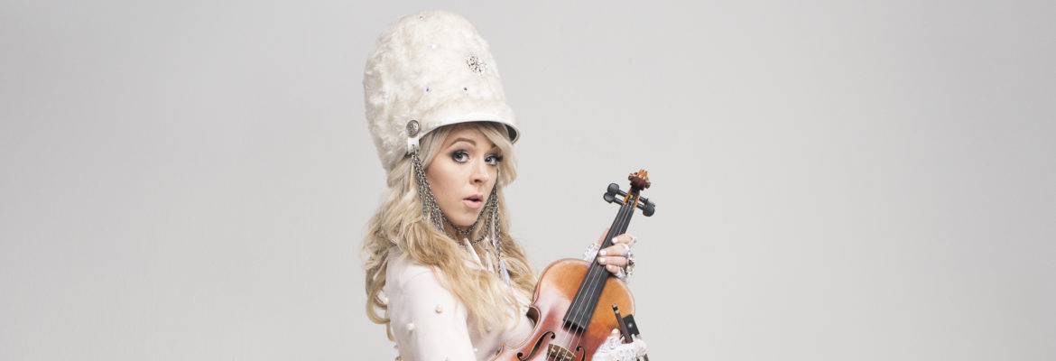 Lindsey Stirling Christmas Album.Warmer In The Winter Lindsey Stirling Album Review 2017