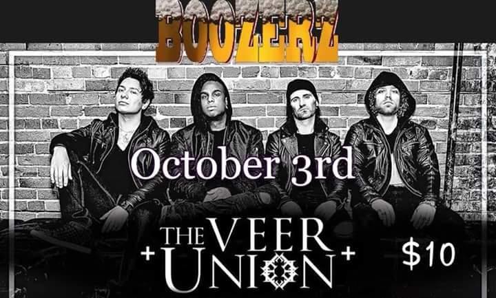 Interview – Crispin Earl – The Veer Union: Pre-Show – Boozerz