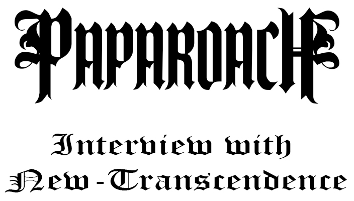 Papa Roach Interview With Jerry Horton (New-Transcendence)