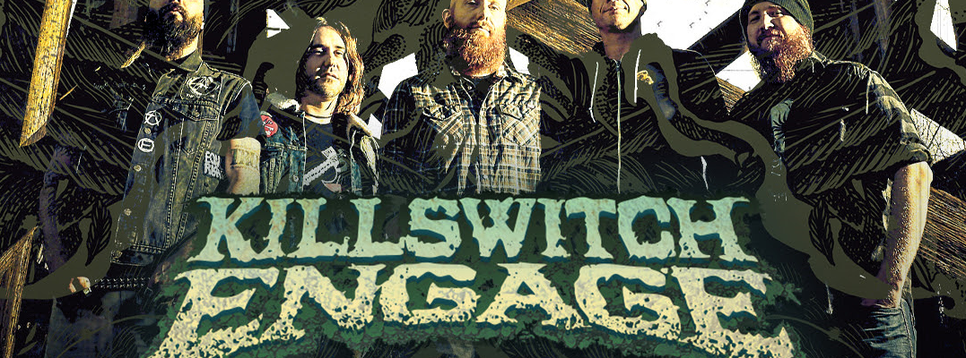 Killswitch Engage Reach Charting Success With New Album